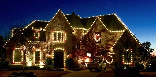 Allen Christmas Lights Installation Pros | Professional Christmas Light  Installation   Allen, McKinney